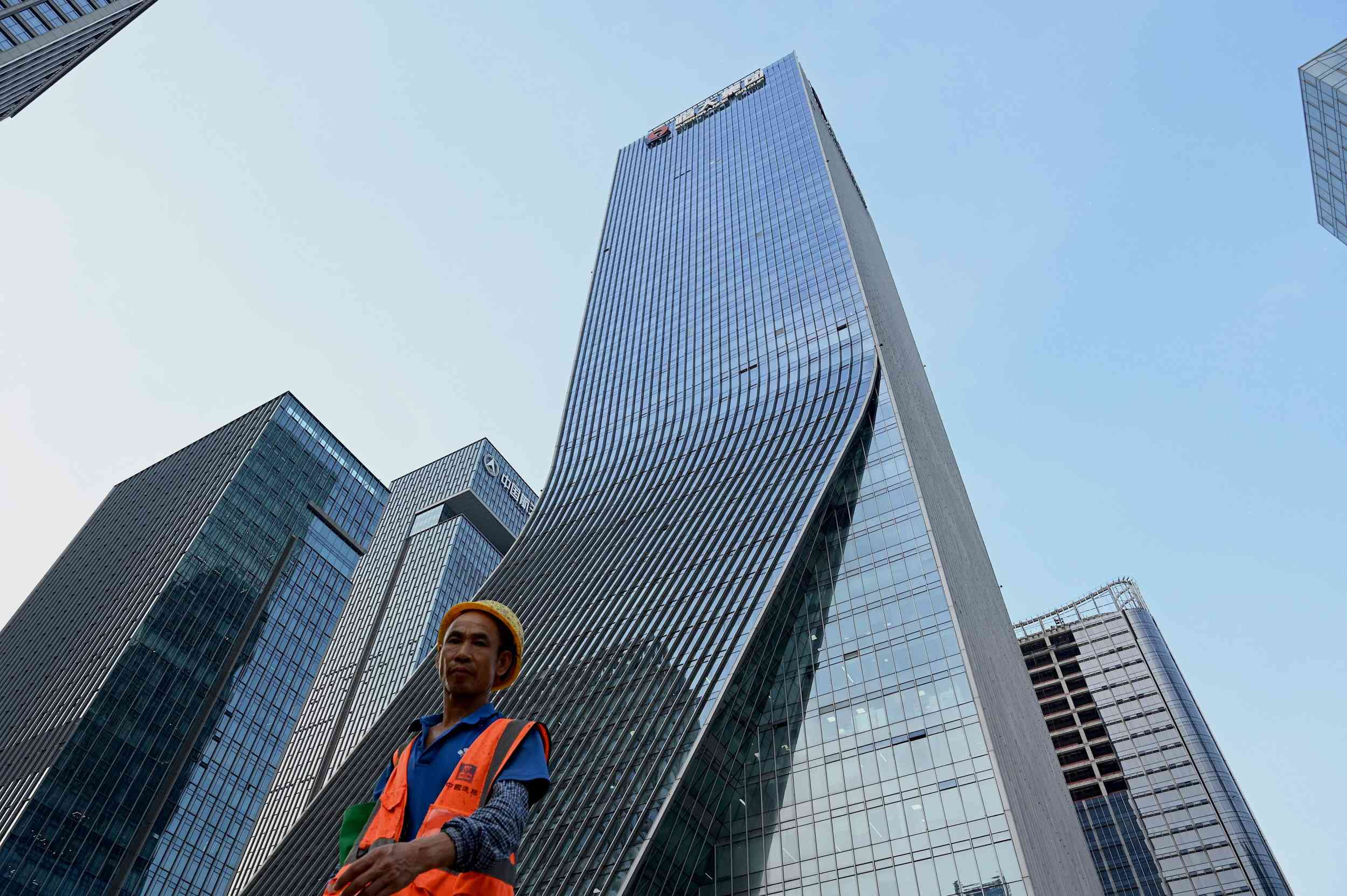 China's real estate sector gets a bump