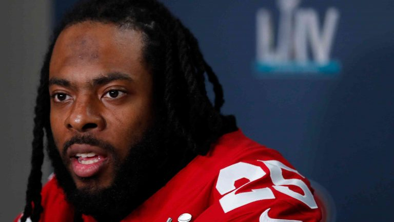 NFL star Richard Sherman off to Tampa Bay, thankful for everything