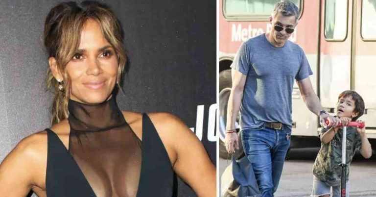 Halle Berry to fight Olivier Martinez for primary custody of son
