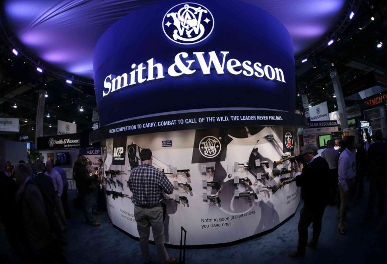 Smith & Wesson pulls out of Massachusetts after gun ban proposals