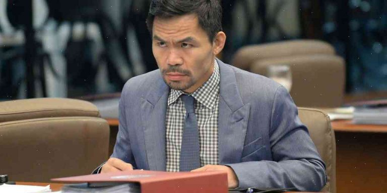 Boxing: Manny Pacquiao earns kudos for inactivity